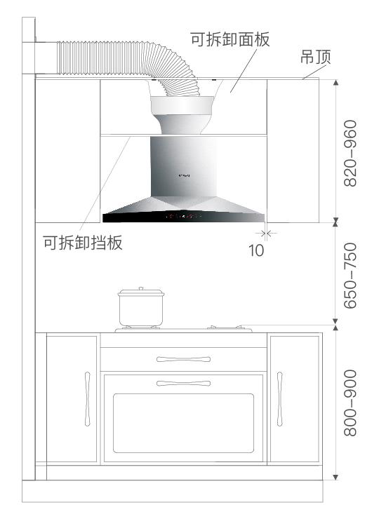 中國煙機的安裝方法是什么