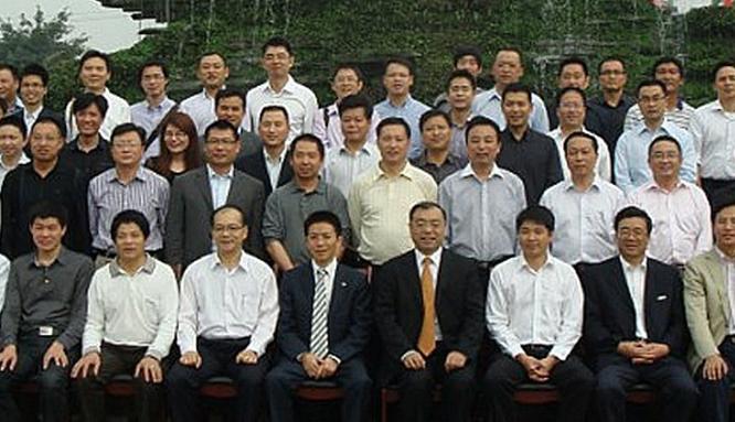 董事长任建华应邀出席吸油烟机分会2010年度理事扩大会议