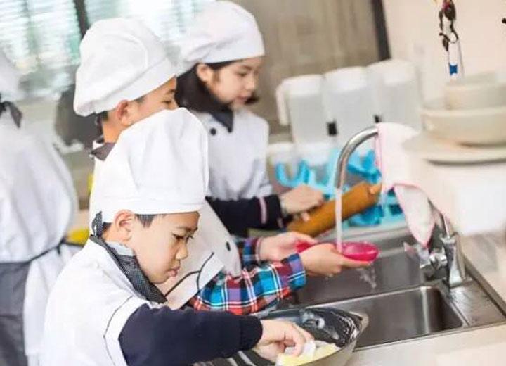 食育烹饪体验课程