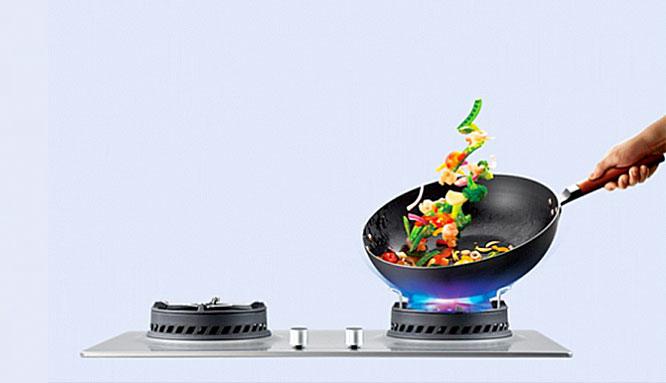 老板燃气灶9B52/9G53:烧得一手好菜,是脱单的必备技能
